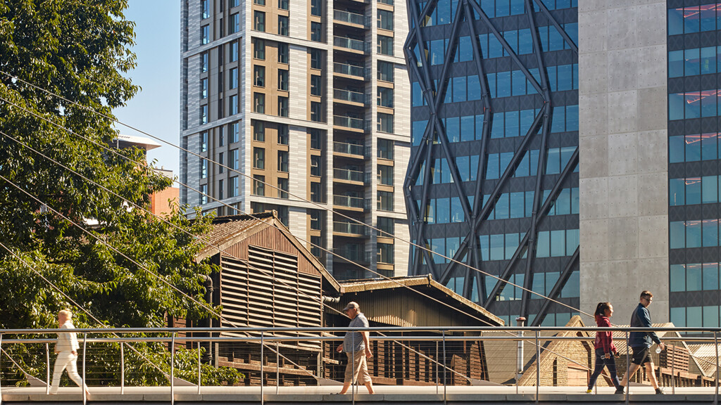 Delivering Community Infrastructure with Tall Buildings: Dudley House by Child Graddon Lewis
