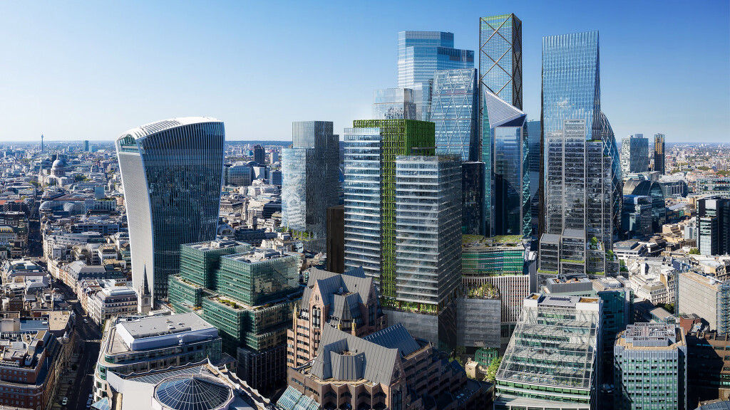 50 Fenchurch Street permission shows the City is still 'open for business'