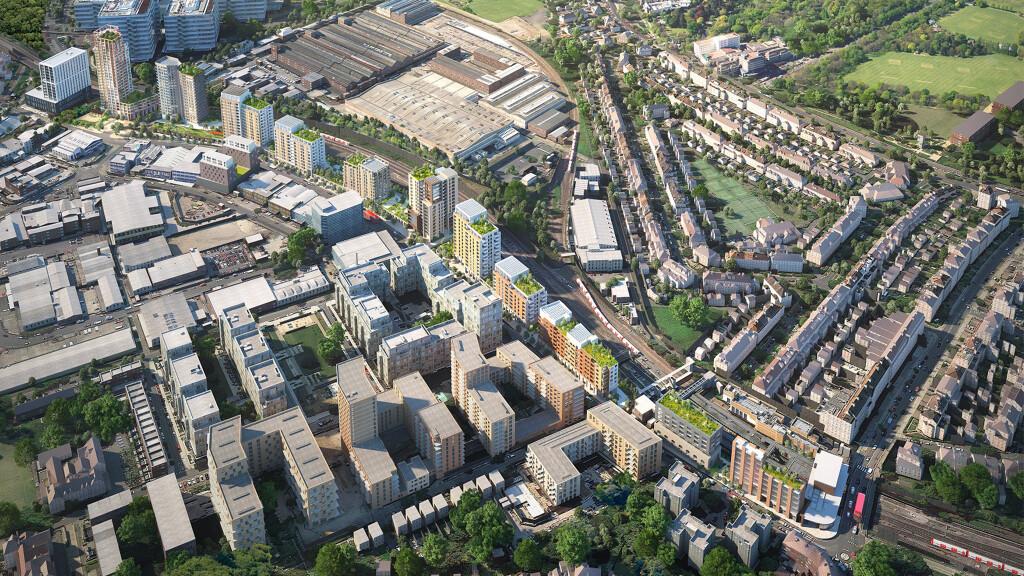 Housing set for 'London lift off' - NLA Sounding Board