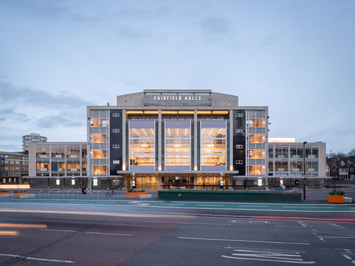 Fairfield Halls