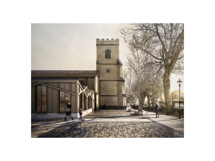 St Mary's Walthamstow