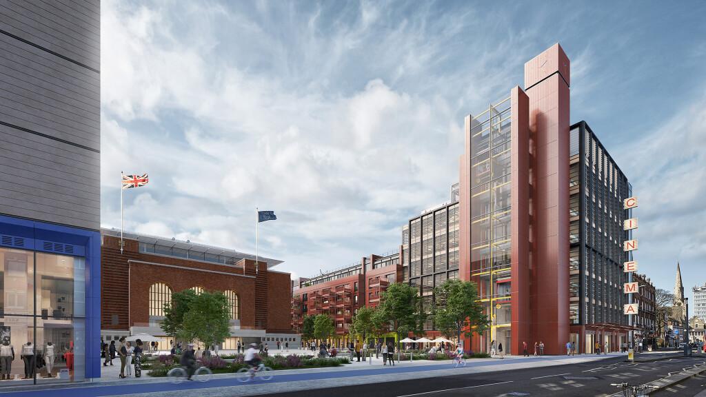 Hammersmith & Fulham Civic Campus