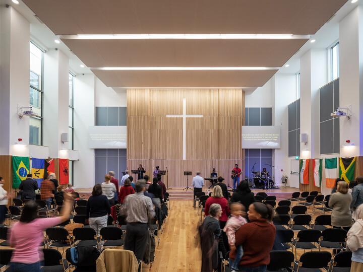 Westbourne Park Baptist Church