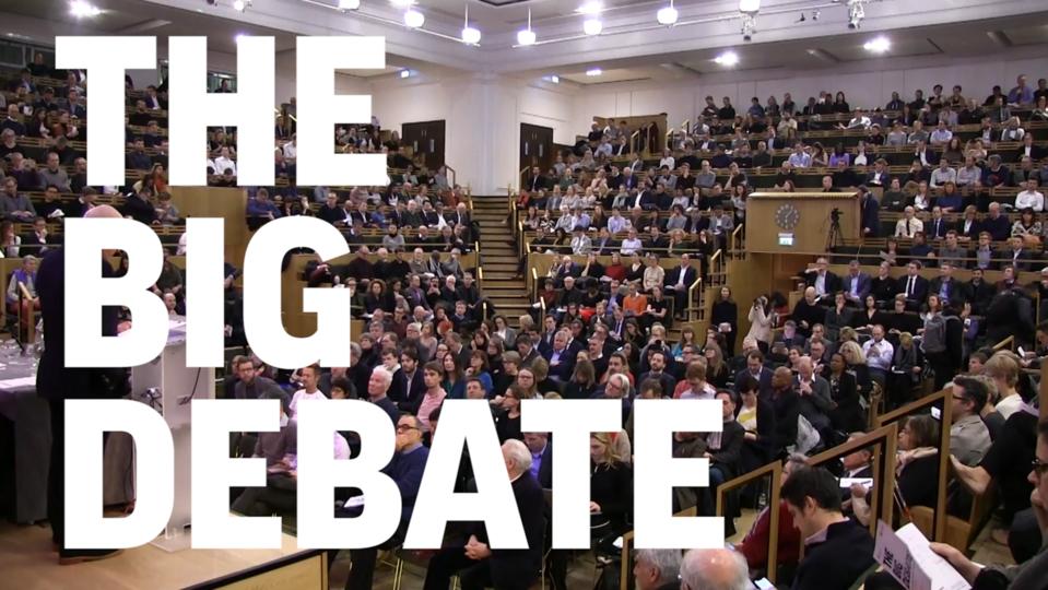 Watch The Big Debate Highlights