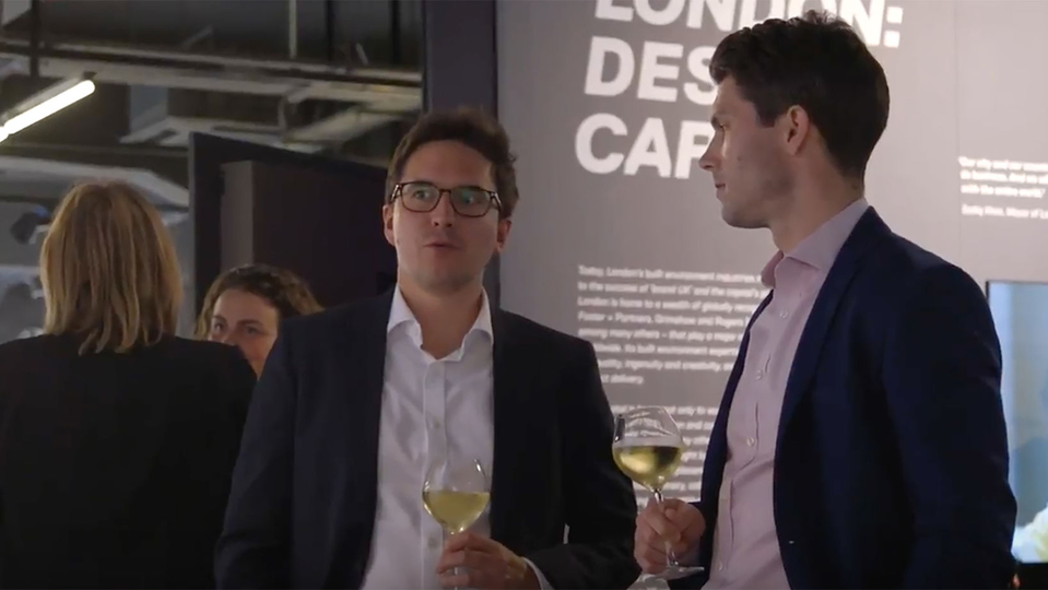 The Future of Transport and Infrastructure in London: A PechaKucha with Gardiner & Theobald