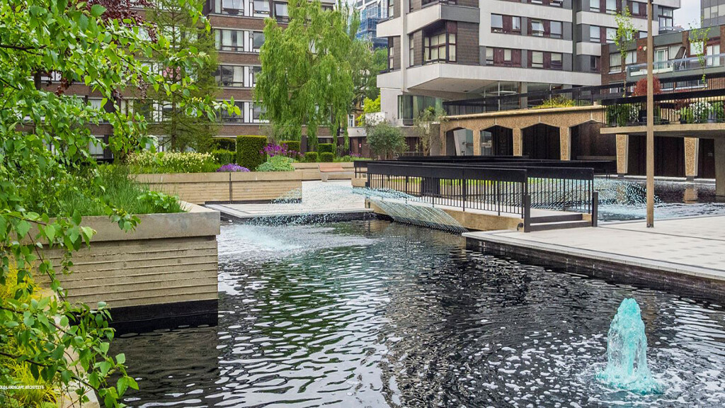 The Water Gardens
