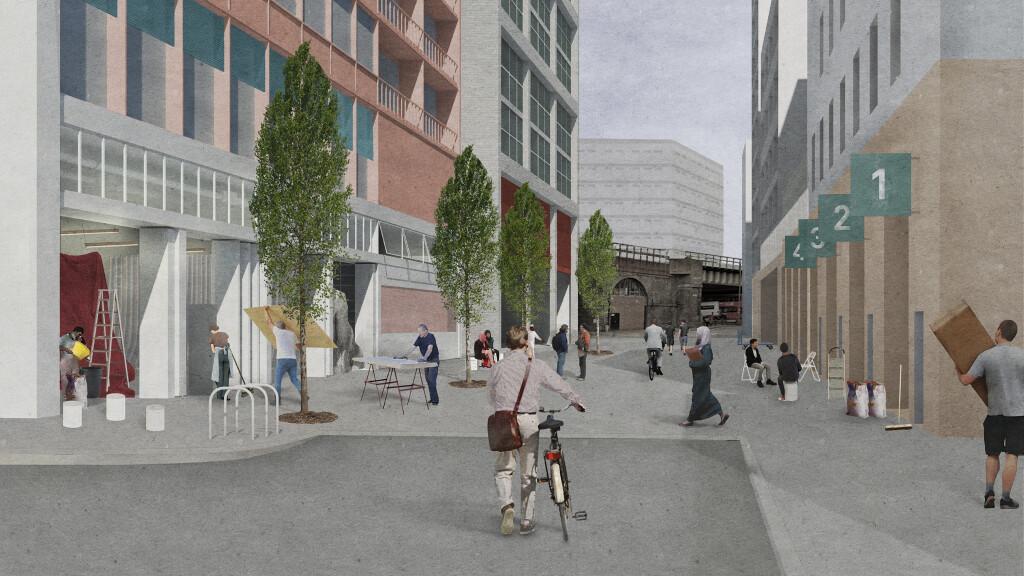 Battersea Design & Technology Quarter