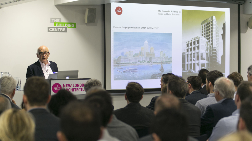 Tall Buildings in London - Watch the full event