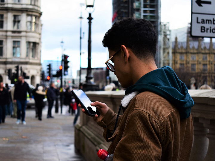 How can tech and data help to solve urban issues in a post-COVID London?