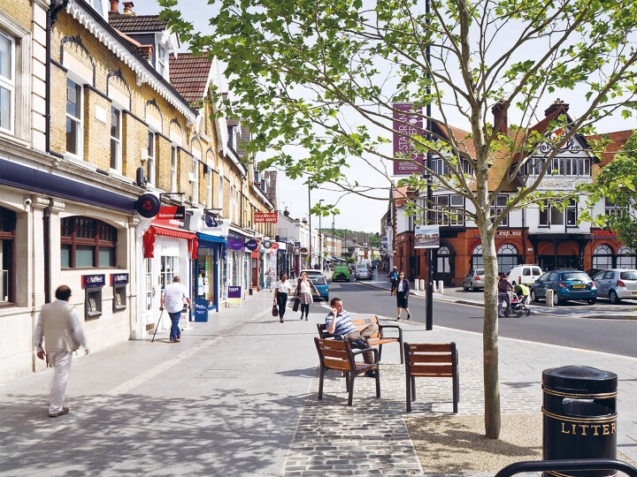 Borough Briefings – Town centre renewal and high streets