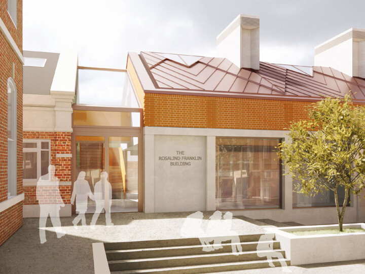 St Paul's Girls' School Masterplan Phases 2 and 3