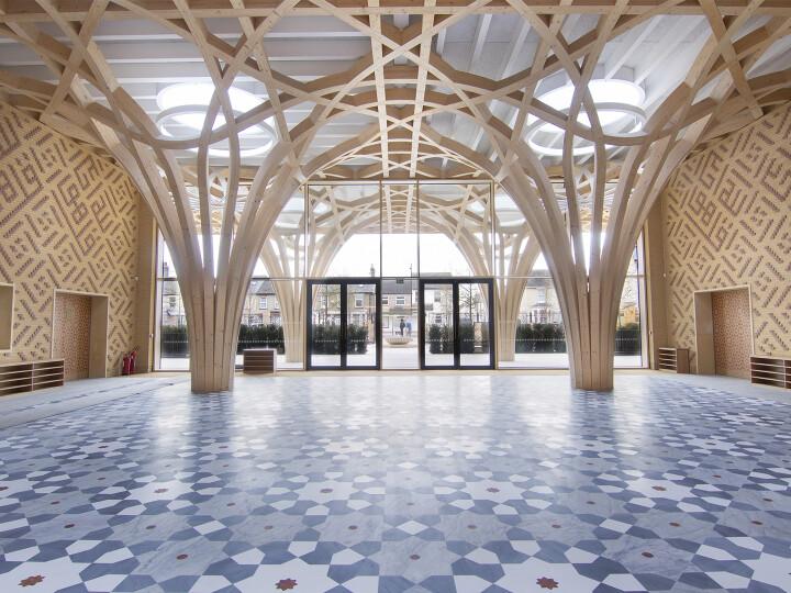 Cambridge Central Mosque