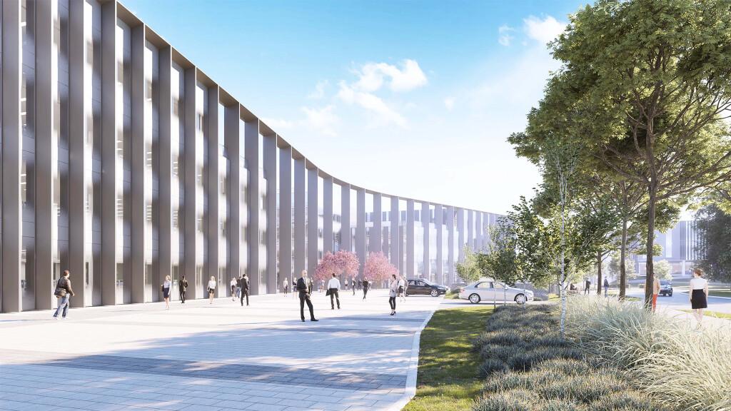 Cambridge Science Park Phase 1 Redevelopment