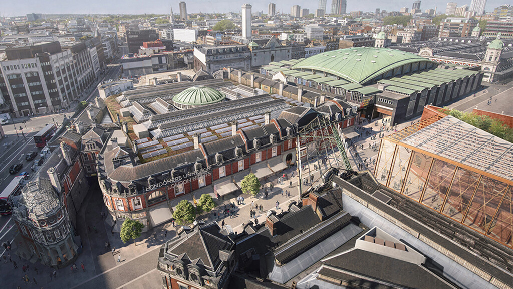 City green-lights 'spectacular' Museum of London plans