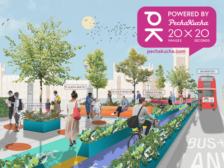 Build Back Better, a flexible and resilient city of the future – Powered by PechaKucha