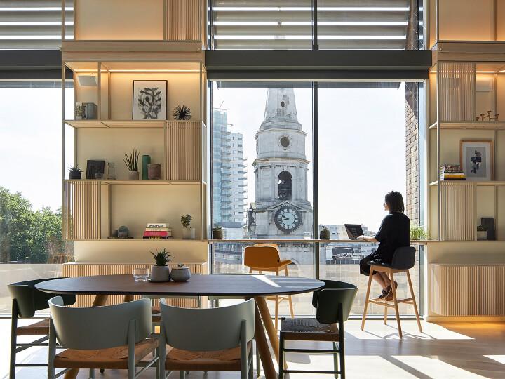 ReWork: rethinking workplaces