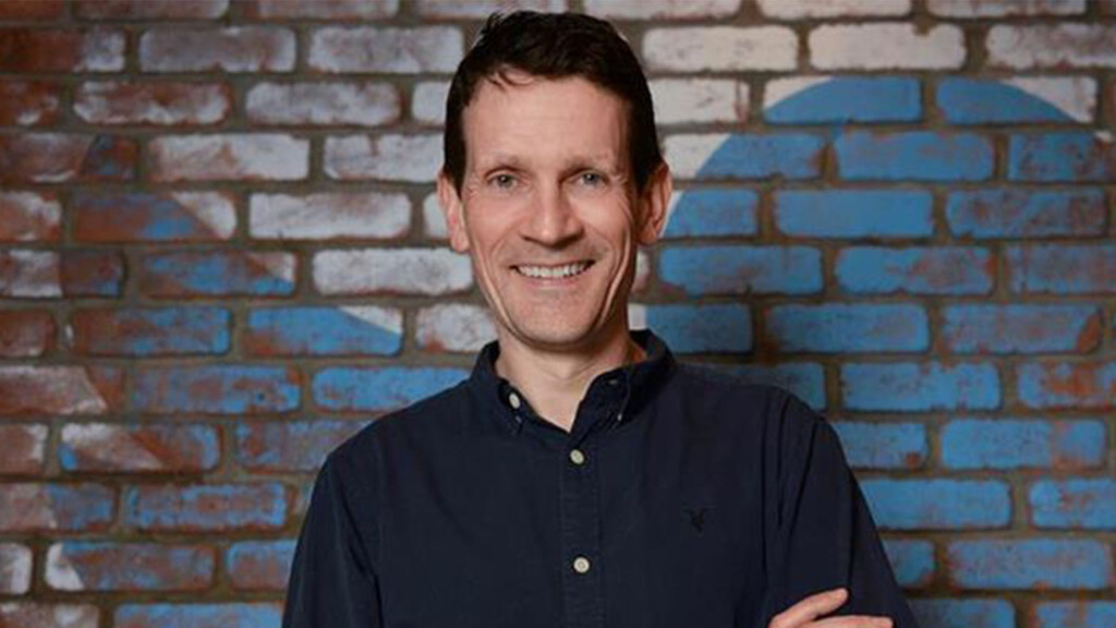 Five minutes with…Bruce Daisley