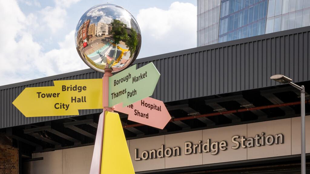 LFA unveils Tooley Street Triangle to returning Londoners