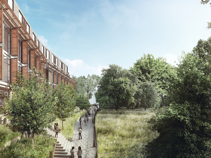 Building blog – the Pears Building at the Royal Free