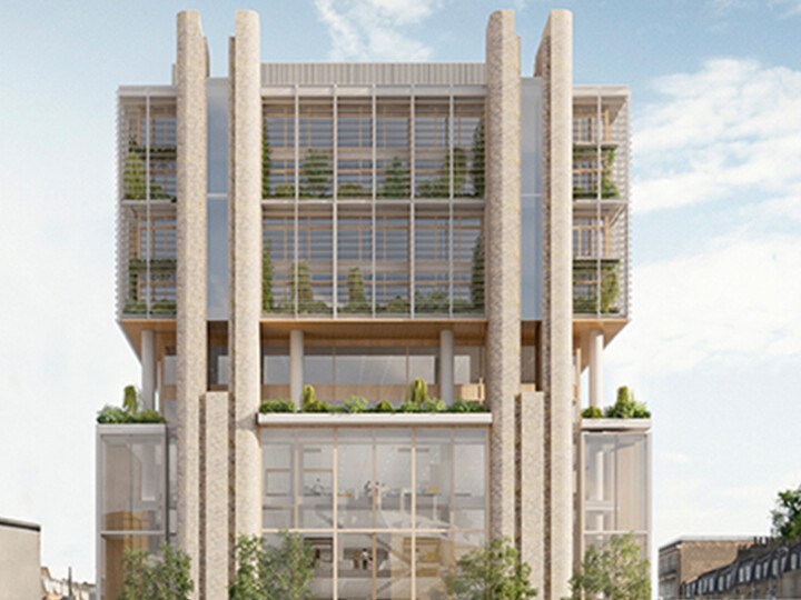 London scores knowledge quarter coup with AHMM-designed MSD HQ and discovery centre