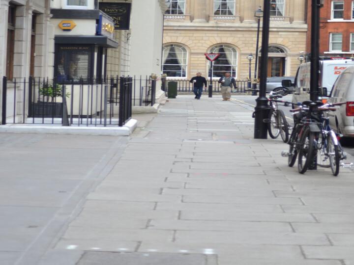 King Street, St James's - Low Carbon Public Realm Scheme
