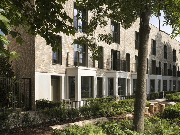 Futurehomes Passivhaus, South Gardens