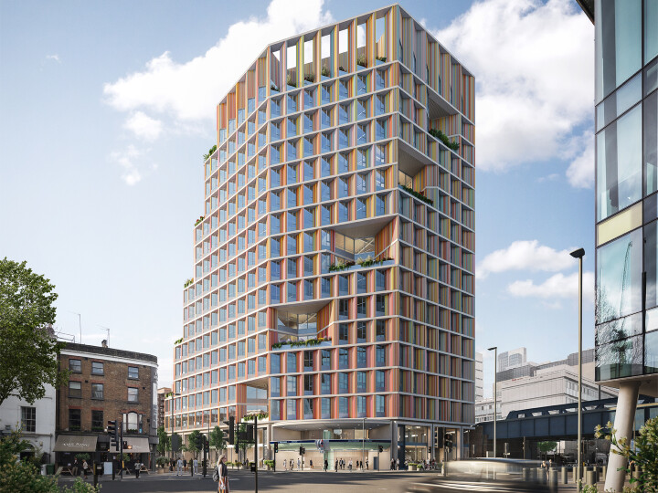 Southwark Over Station Development (OSD)