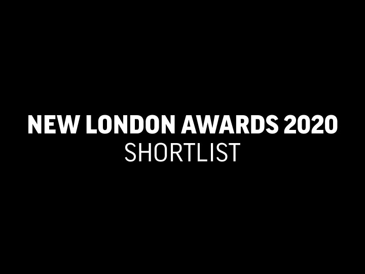 NEW LONDON AWARDS 2020