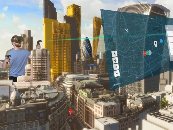 VR Square Mile