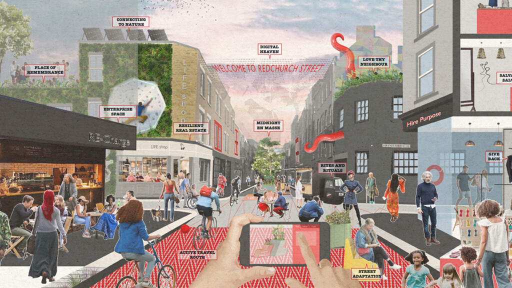 London to focus on post-COVID wellbeing