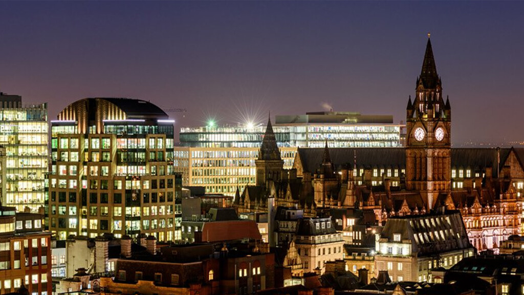 London, Manchester and Birmingham city centres fight back