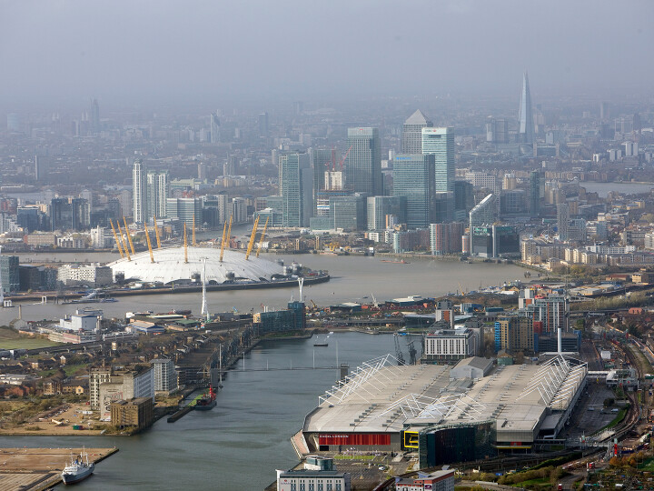 Royal Docks Virtual 'On Location' - Enterprise Zone and Global Gateway