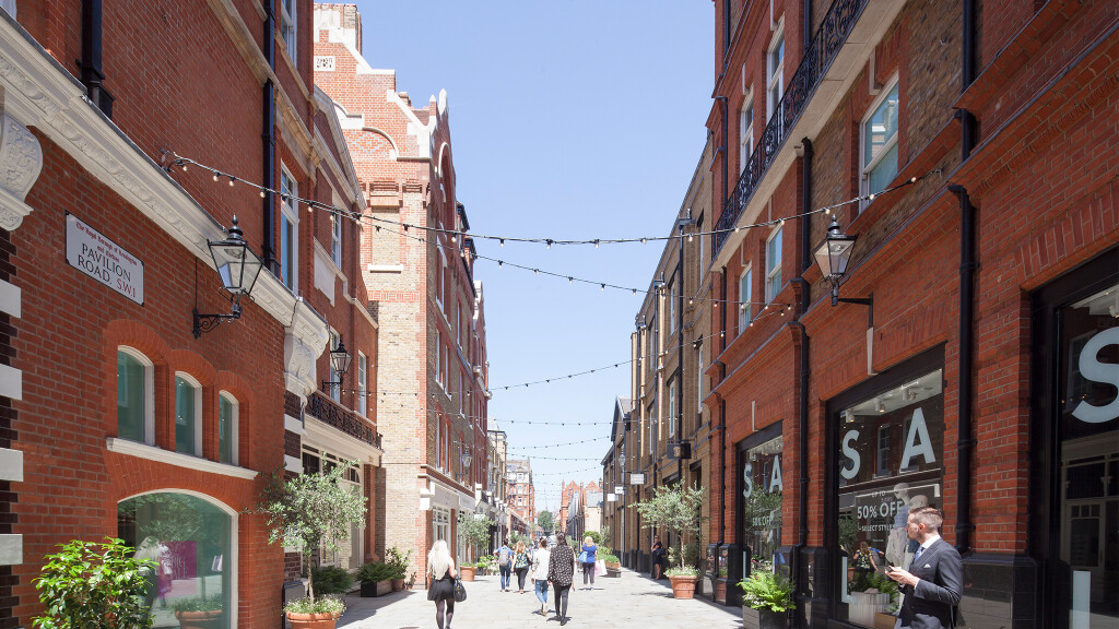 London needs 'joined up' vision, say Great Estates