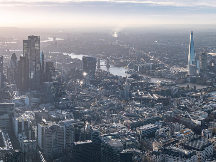 Planning for the future – London's view