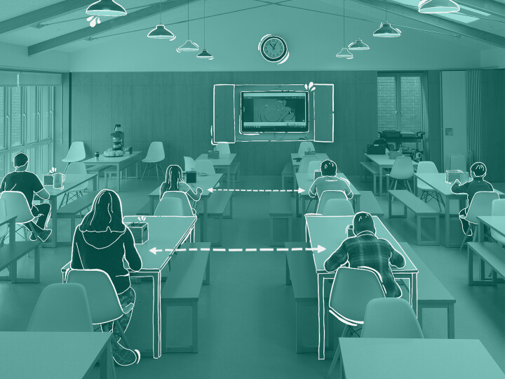 Preparing Classrooms for a Return to School During the Pandemic