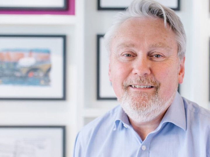 Five minutes with… Robert Gordon Clark, chairman and partner, London Communications Agency