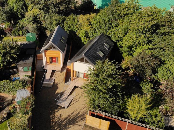 Retrofitting London's homes: case studies of green finance solutions