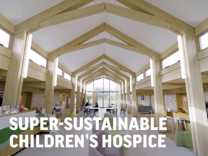 The Ark, Noah's Ark Children's Hospice