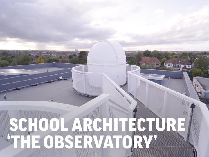 The Observatory Block, Graveney School