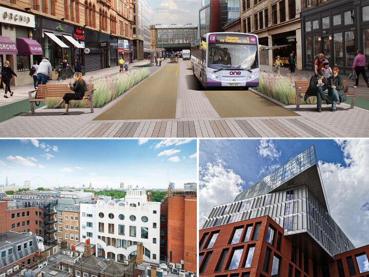 London, Glasgow, Manchester – Becoming Truly Sustainable