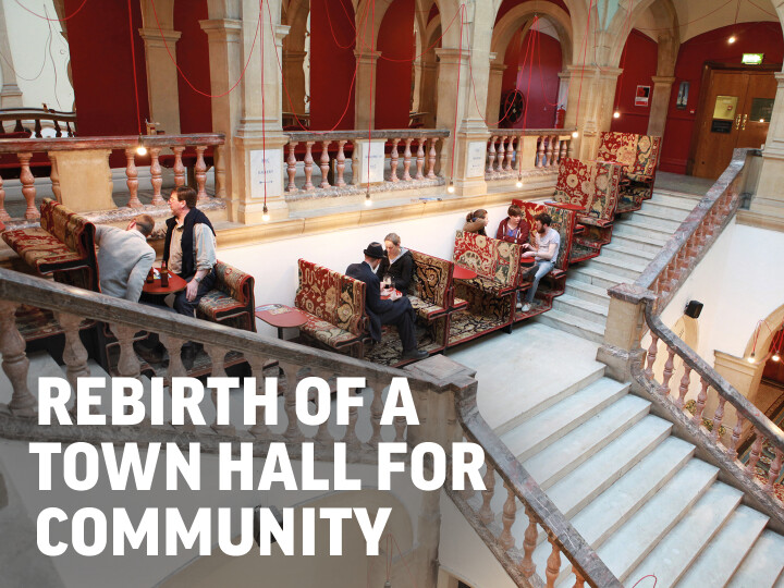 Battersea Arts Centre, Community Town Hall