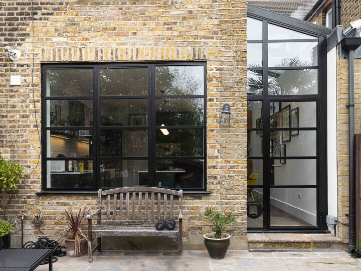 Walthamstow Terrace House