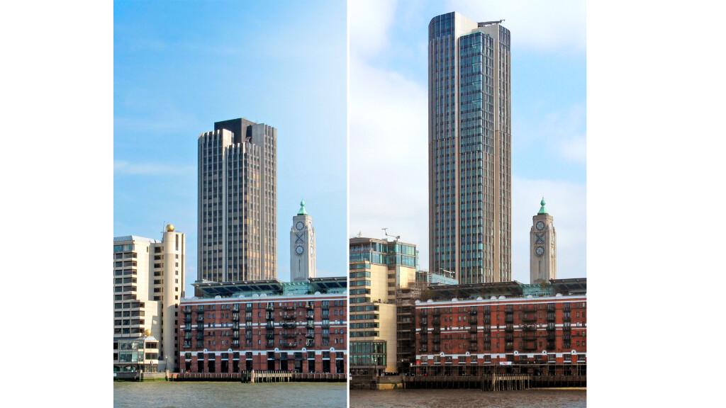 Creating Universal Tall-Buildings