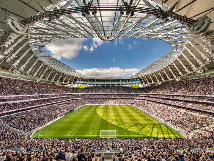 Sporting-led regeneration: the role of sport facilities in London today