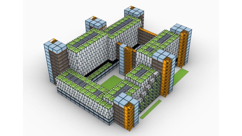 Optimum model of a hospital for pandemic preparedness.