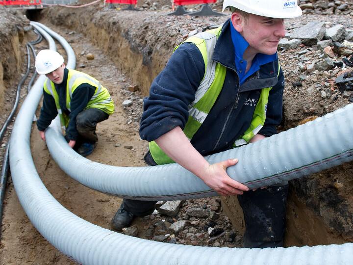 Heating up London's Green Industrial Revolution