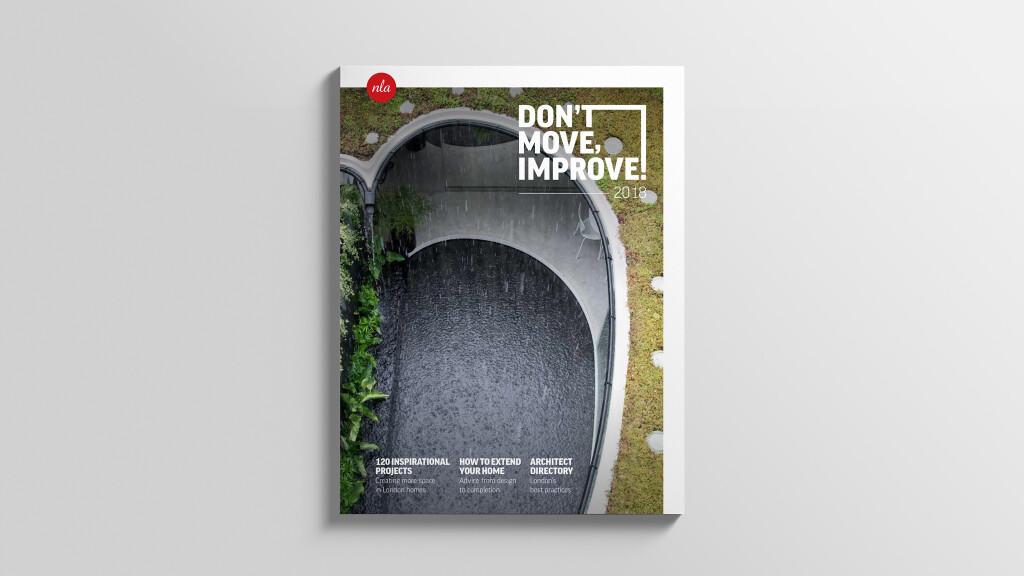 Don't Move, Improve! 2018