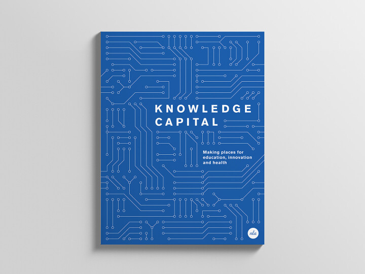 Knowledge Capital: Making places for education, innovation and health