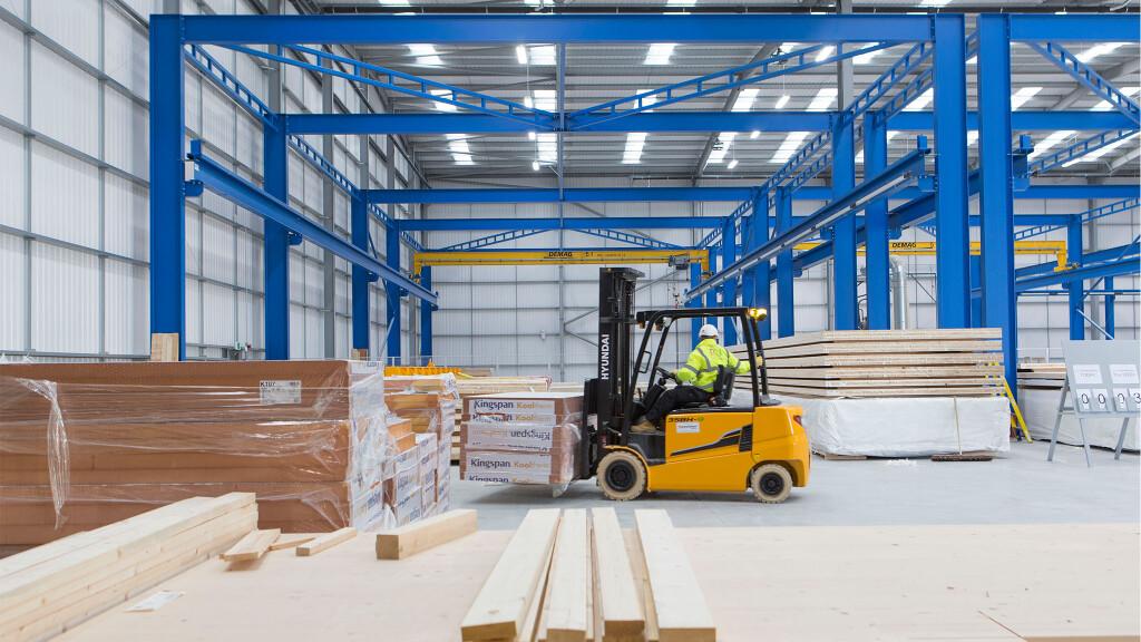 Industrial & Logistics