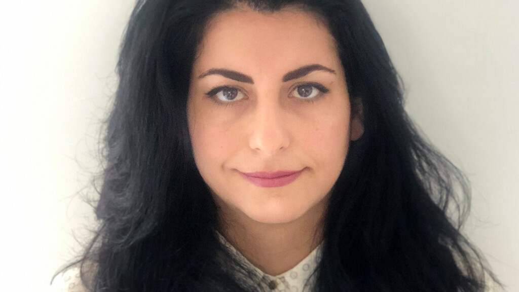 Five minutes with… Golnaz Ighany